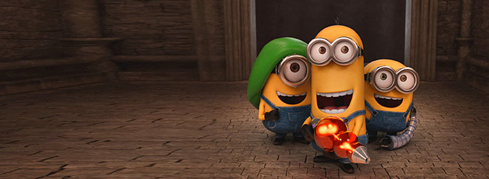 Minions: Movie Review
