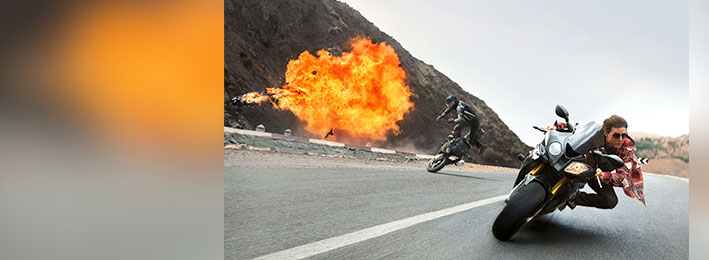 Mission: Impossible - Rogue Nation: Movie Review