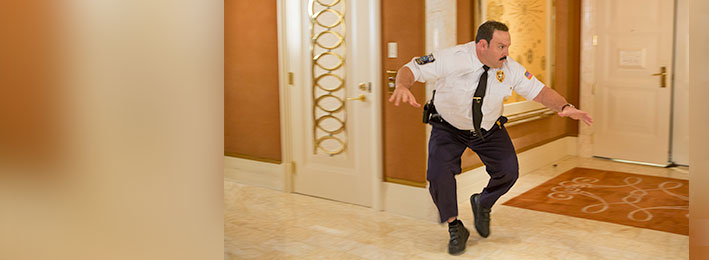 Heroic Mall Cop Paul Blart Segways Into Theaters April 17th