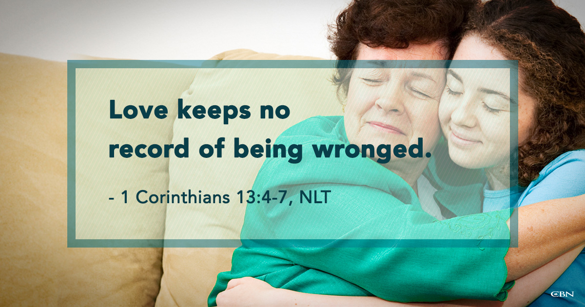 Bible verses about love cbn negle Image collections