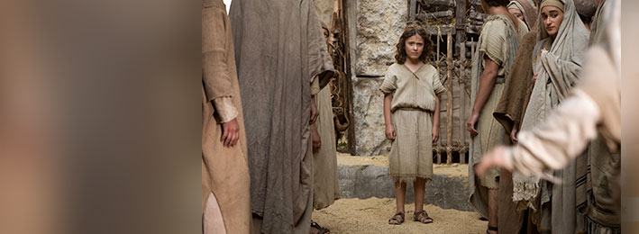 The Young Messiah Film Set for March 2016 Release