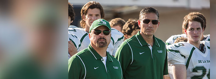 Jim Caviezel on Faith, Football and When the Game Stands Tall