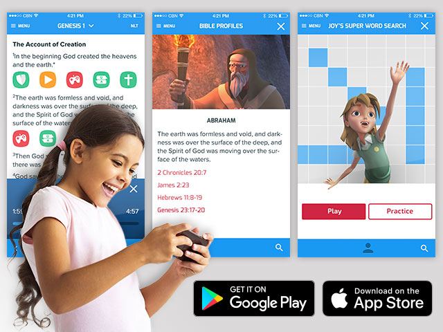 Free Superbook Bible App
