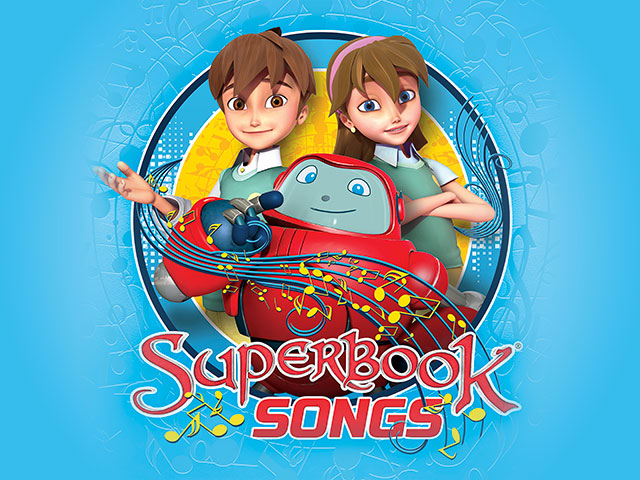Superbook Songs