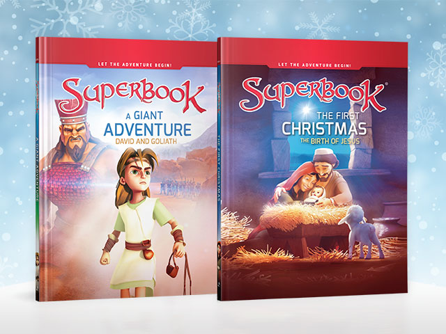 Superbook Storybooks