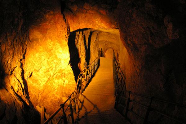 The Tunnel of Siloam - Hezekiah's Tunnel
