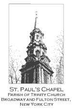 St Paul Chapel