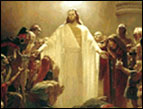 daily Devotion picture Jesus in a crowd