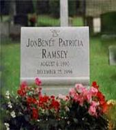 JonBenet Ramsey -- AP Photo