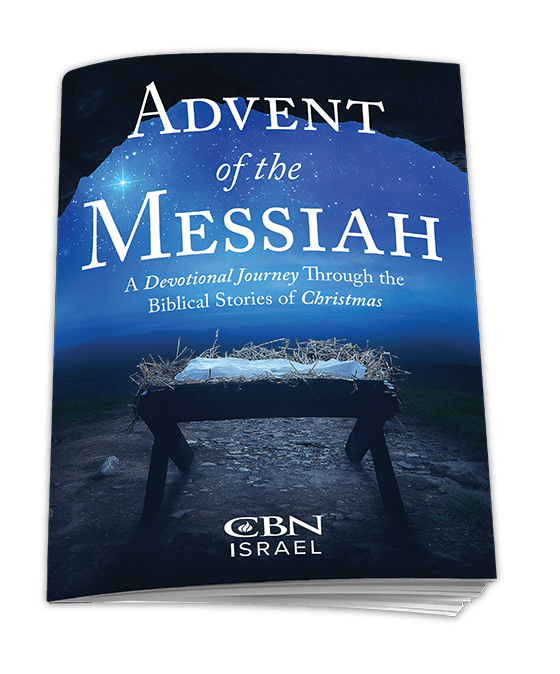 Advent of the Messiah Devotional Cover
