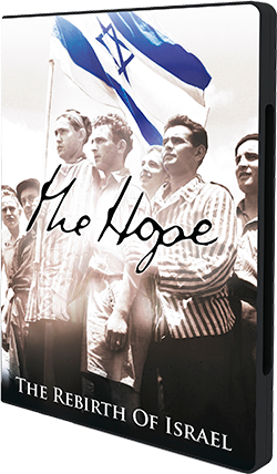 The Hope DVD -- yours with a donation of any amount.