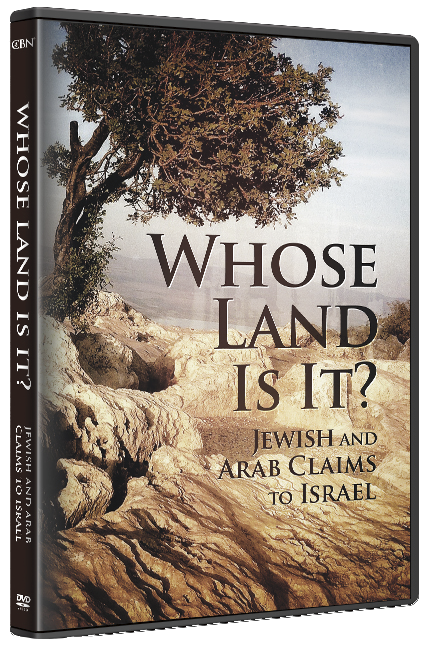 Whose Land Is It? DVD -- with your monthly pledge of $25 or more.