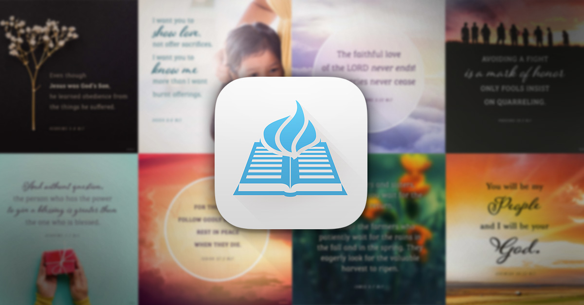 The CBN Devotional Bible App with Free NLT Audio & Daily Devotions