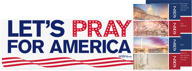 FREE `Pray` American Flag Bump...