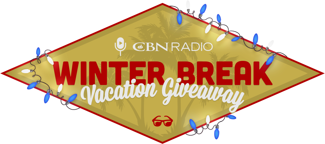 CBN Radio Christmas Break Contest Giveaway