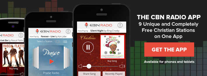 Get the CBN Radio App