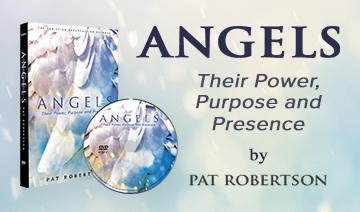 Angels: Their Power, Purpose and Presence on DVD by Pat Robertson