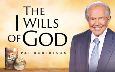 The I Wills of God on DVD by Pat Robertson