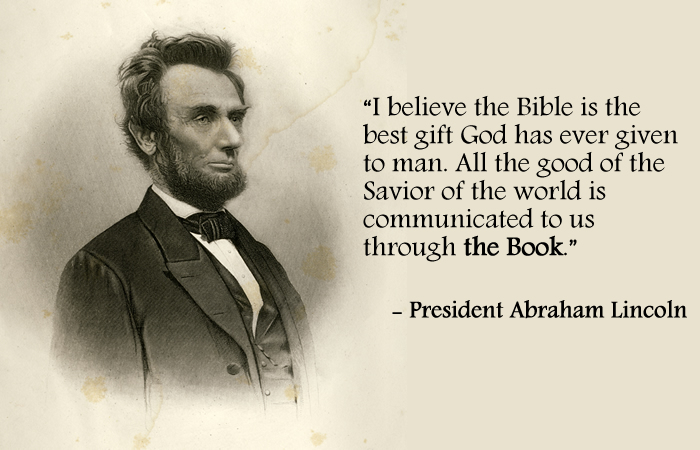 Abraham Lincoln, 16th American President (Term: 1861-1865)
