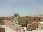 Ruins of the Masada Fortress