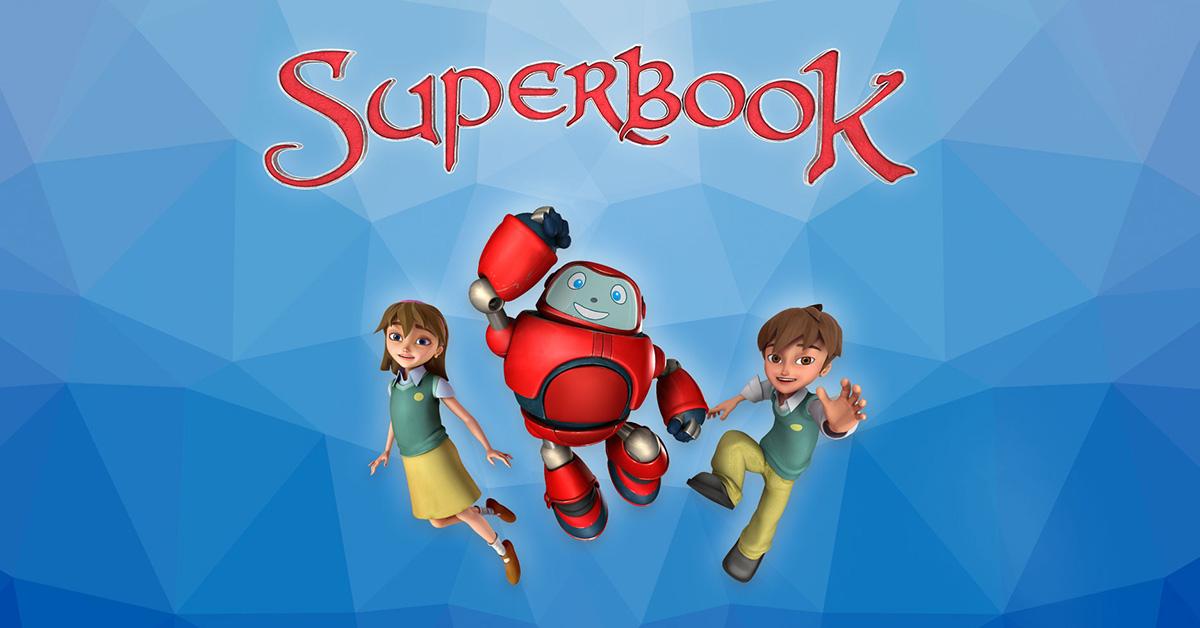 Superbook Is On Freeform