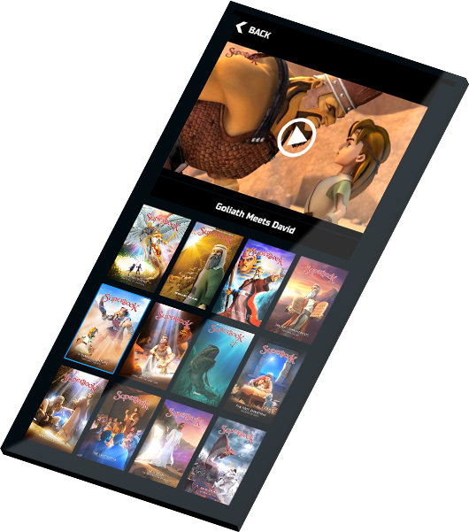 Free Kids Bible App With Videos Amp Games From Superbook