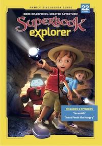 Superbook - Animation Series - List of Episodes