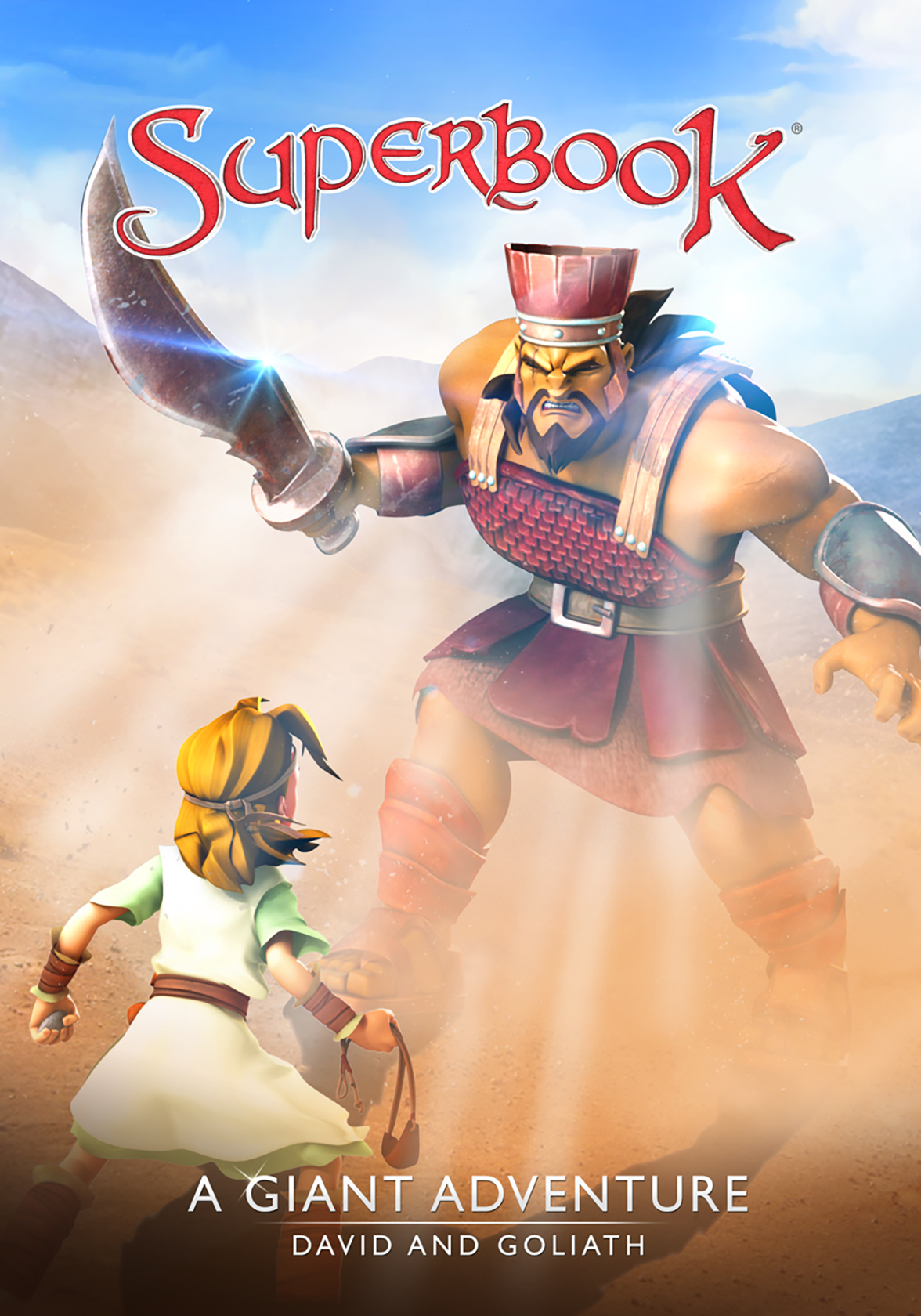 superbook animation series list of episodes