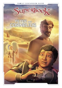 Image result for superbook peter and cornelius dvd